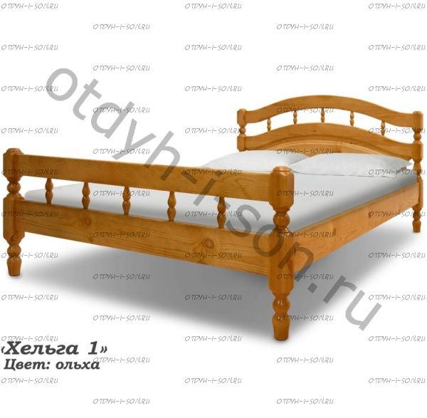 Кровать Хельга-1  (ВМК Шале)