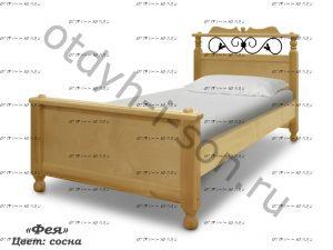 Кровать Фея (ВМК Шале)