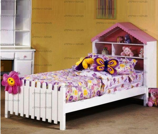 Кровать Совушка