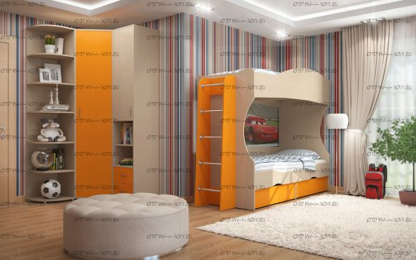 Детская комната Дельта №1