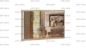 Зеркало Саломея БЗ-1 (Спальня)