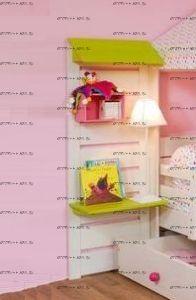 Стеллаж-стол к кровати домику №22